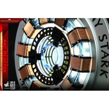 Iron Man Tony Stark's Arc Reactor Life-Size Collectible