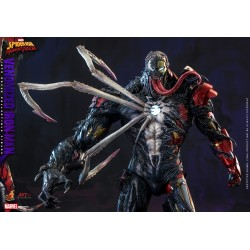 Marvel's Spider-Man: Maximum Venom 1/6th Venomized Iron Man Collectible Figure