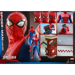 Marvel's Spider-Man 1/6th scale Spider-Man (Classic Suit) Collectible Figure