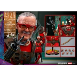 Stan Lee Sixth Scale Figure by Hot Toys Thor: Ragnarok - Movie Masterpiece Series