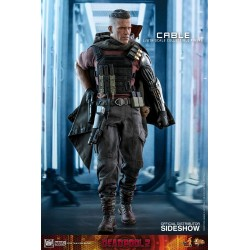 Cable Sixth Scale Figure by Hot Toys Deadpool 2 - Movie Masterpiece Series