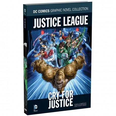 Justice League: Cry for Justice Book