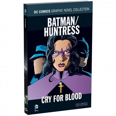 Batman/Huntress: Cry For Blood Book
