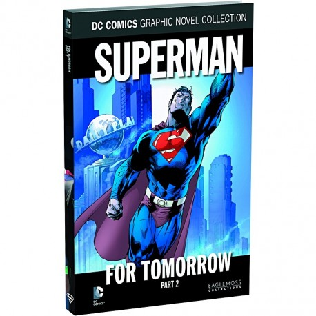 Superman: For Tomorrow Part 2 Book