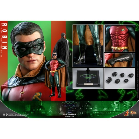 Batman Forever -  1/6th scale Robin Collectible Figure