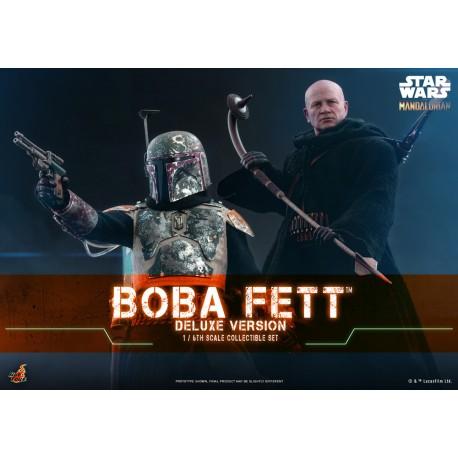 Hot Toys Star Wars: The Mandalorian™ Boba Fett™ Deluxe Version
