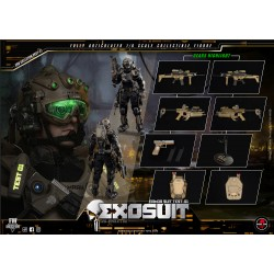 Soldier Story SS122 EXO SKELETON ARMOR SUIT TEST-01