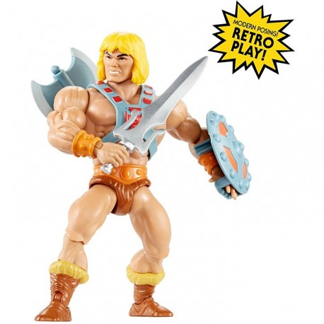 Masters of the Universe Origins: He-Man