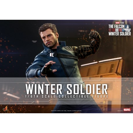 The Falcon and the Winter Soldier - 1/6th scale Winter Soldier Collectible Figure