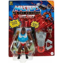 Masters of the Universe: Origins: Clamp Champ Deluxe