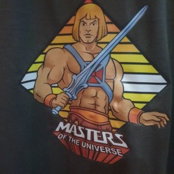 Masters of the Universe T-shirts Battle