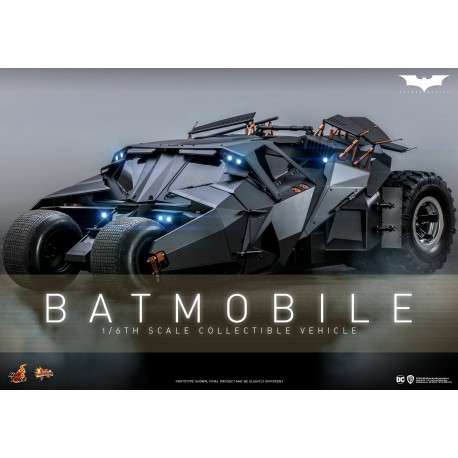 Batman Begins - 1/6th scale Batmobile Collectible Vehicle.
