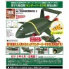 Kaiyodo Sci-Fi Revoltech Thunderbird 2 and 4 Set