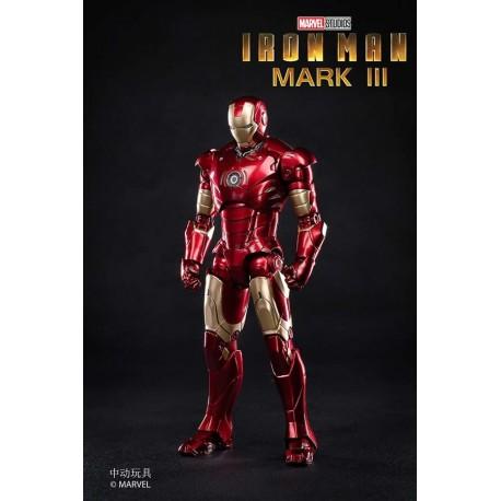 Iron Man Mark II Figure ZD Toys