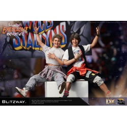 Blitzway 1/6 Bill & Ted's Excellent Adventure 1989 BW-UMS 10701 Figure Set