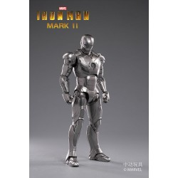 Iron Man Mark II Figure ZD Toys