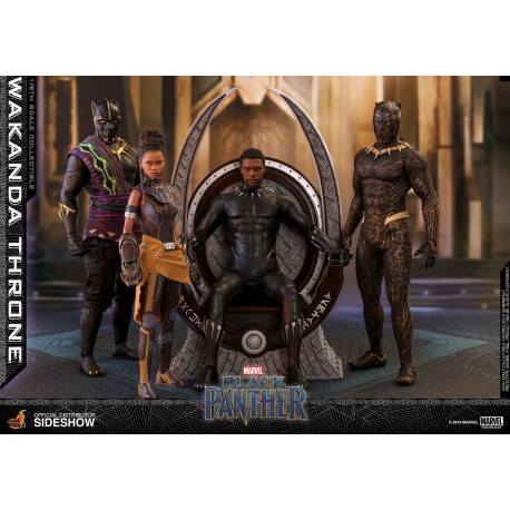 Wakanda Throne Sixth Scale Figure Accessory by Hot Toys Accessories Collection Series - Avengers: Infinity War
