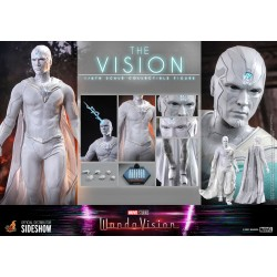 The Vision Sixth Scale Figure by Hot Toys Television Masterpiece Series - WandaVision