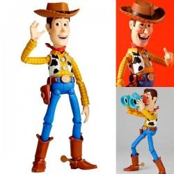 Kaiyodo Sci-Fi Revoltech Toy Story Woody action figure