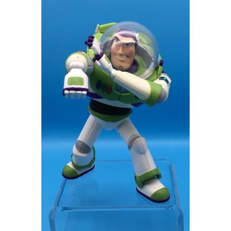 """Disney Medicom Toy Story  Buzz Lightyear Collectible Vinyl  Doll 7"""" Tall • Pixar"""