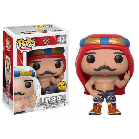 Pop Vinyl WWE Iron Sheik Limited Chase Edition