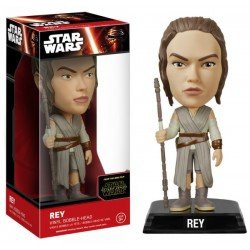 Wacky Wobbler Star Wars: Rey [Bobble Head] by Funko